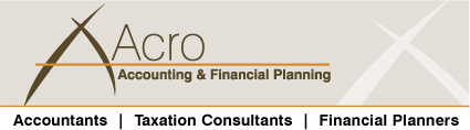 Acro Accounting & Financial Planning - Sunshine Coast Accountants