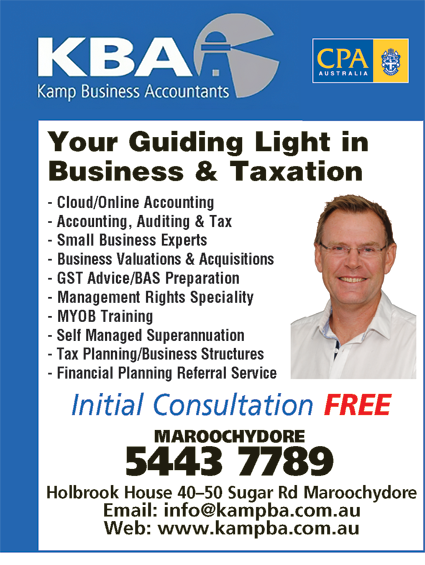 Kamp Business Accountants - Sunshine Coast Accountants