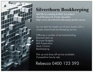 Silverthorn Bookkeeping - Sunshine Coast Accountants