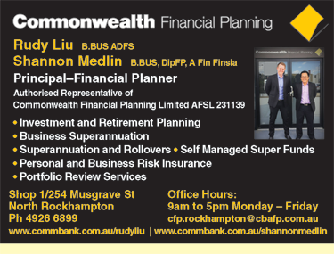 Commonwealth Financial Planning - Sunshine Coast Accountants