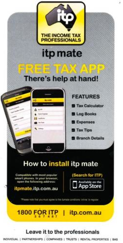 ITPThe Income Tax Professionals - Sunshine Coast Accountants