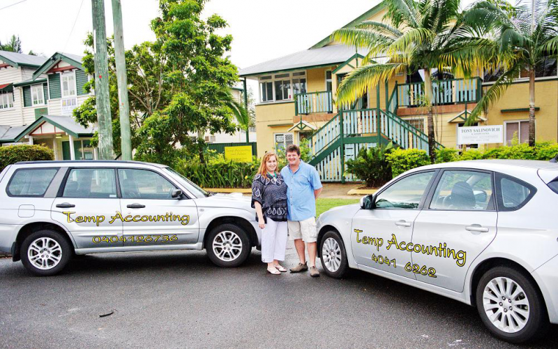 Temp Accounting  Admin - Sunshine Coast Accountants